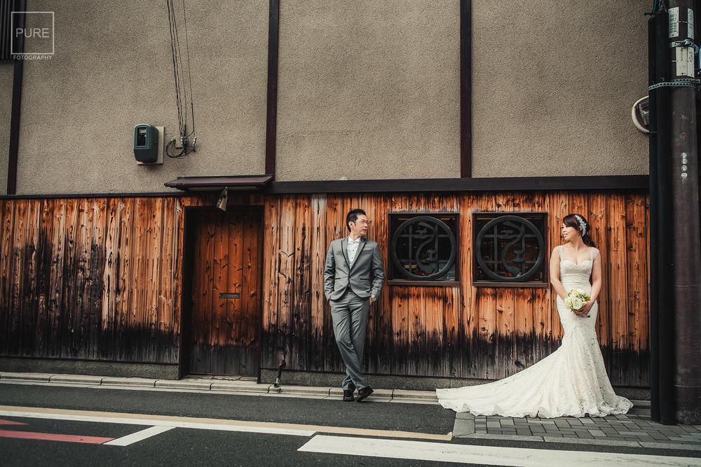 京都婚紗  海外婚紗 三条通 京都婚紗拍攝