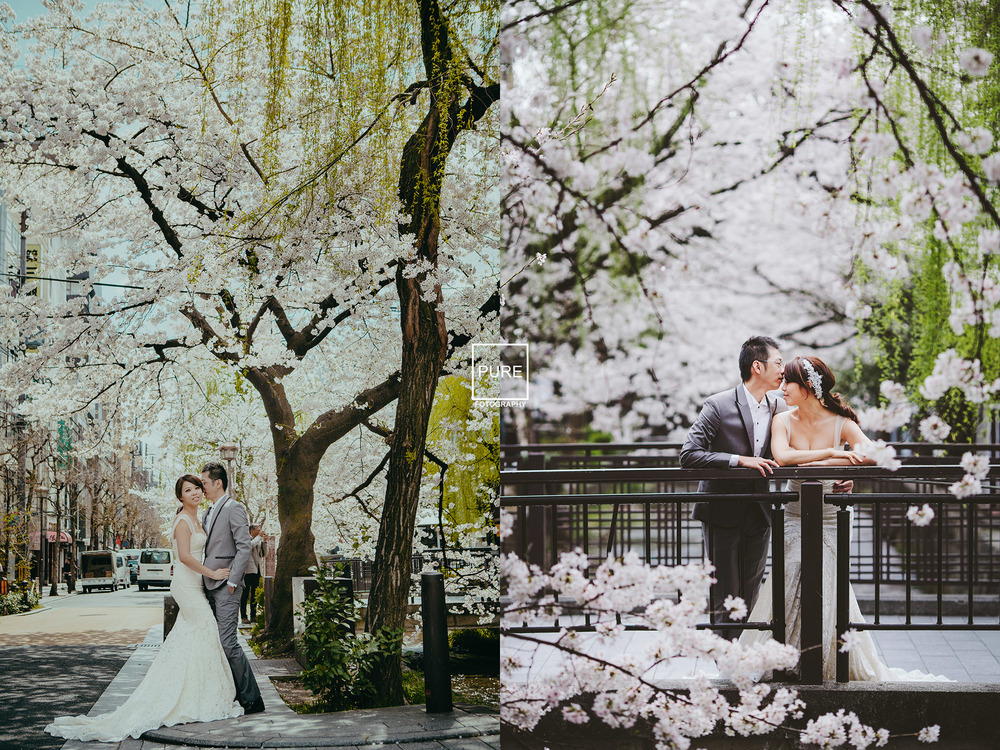 KYOTO Overseas Pre-Wedding 日本自助婚紗