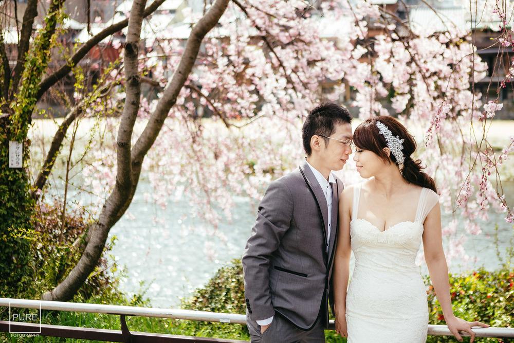 日本海外婚紗 海外婚紗拍攝 京都婚紗 京都旅遊婚紗