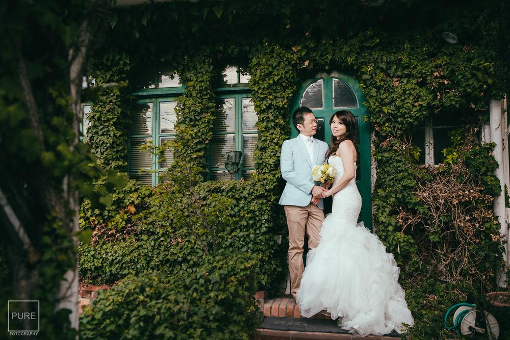 哲學之道 旅遊寫真 婚紗拍攝 京都婚紗拍攝