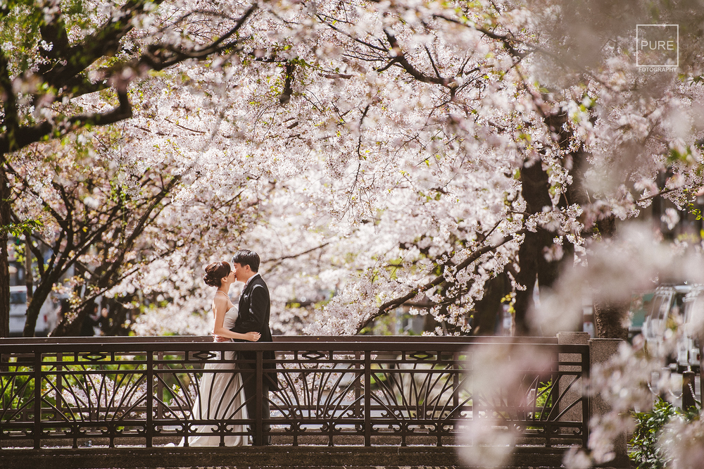 高瀨川 櫻吹雪 京都婚紗拍攝 海外婚紗拍攝