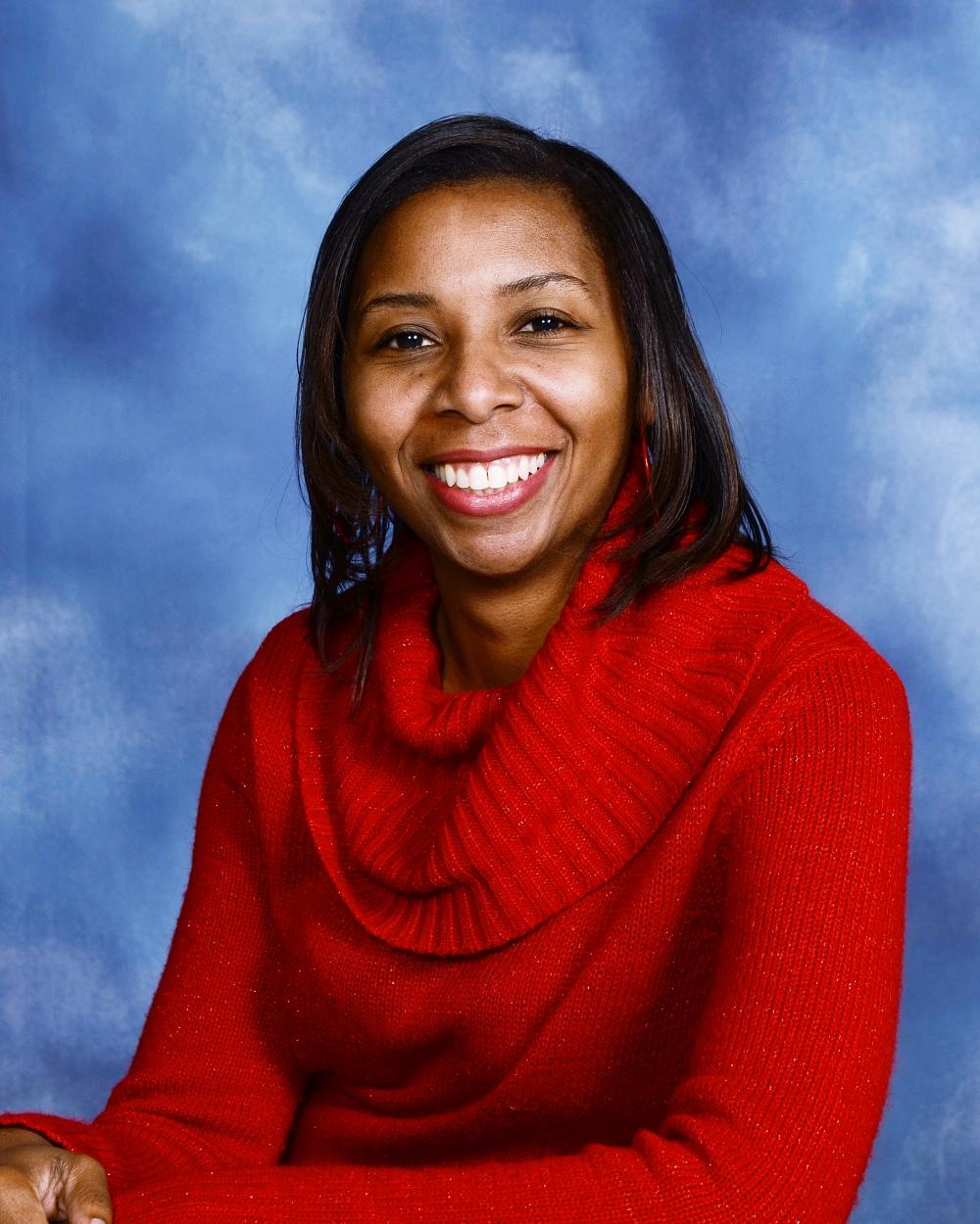 Reverend Eboni F. Brickhouse Associate Pastor