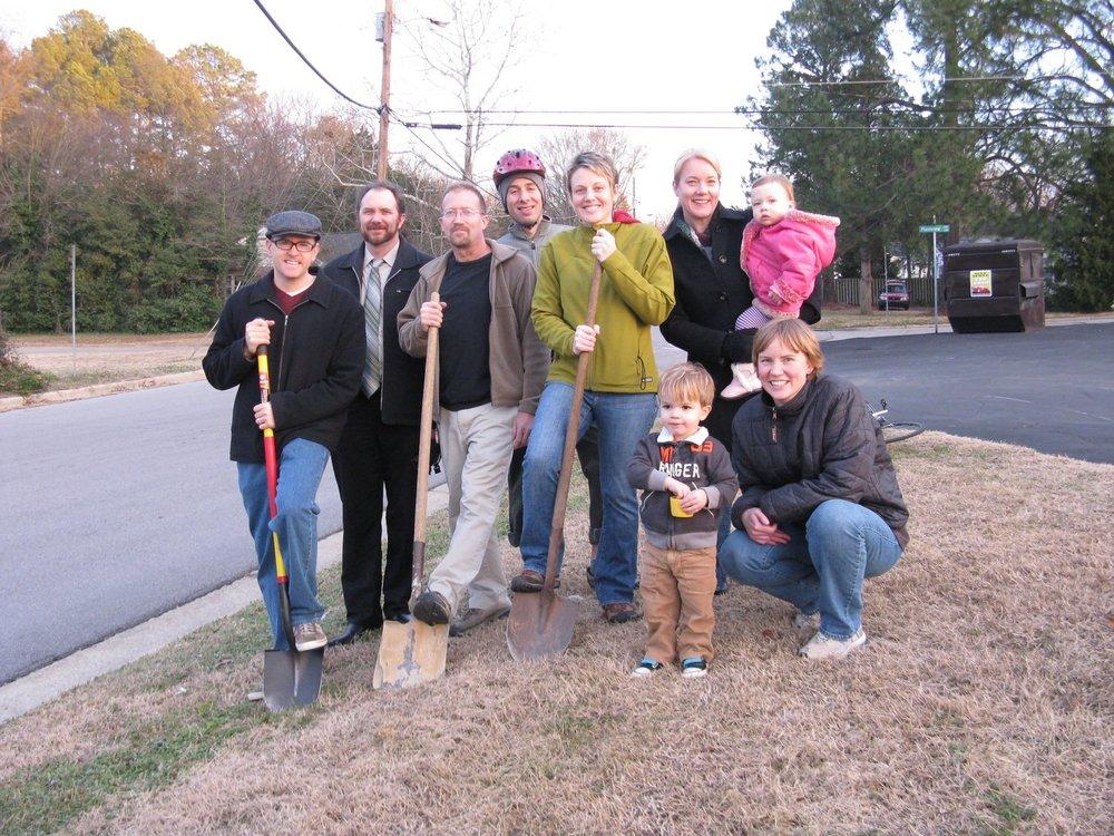 Belvidere Park residents