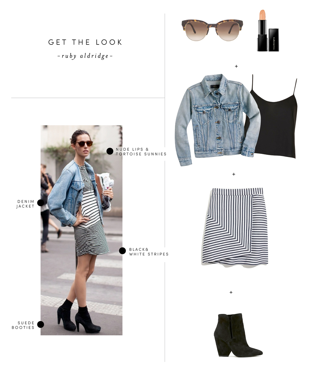 'Get the Look' Feature Street style/Celebrity fashion round up.
