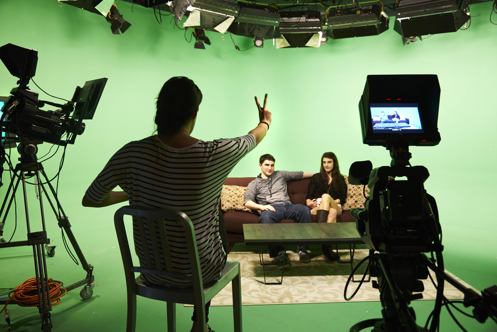 NYC Green Screen Production