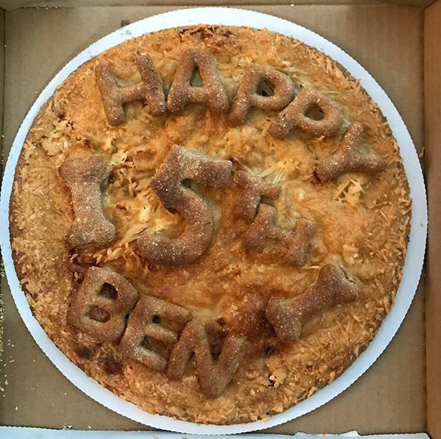 Happy 5th Birthday Ben!!! 🐶😄#dogsofinstgram #dogbirthday