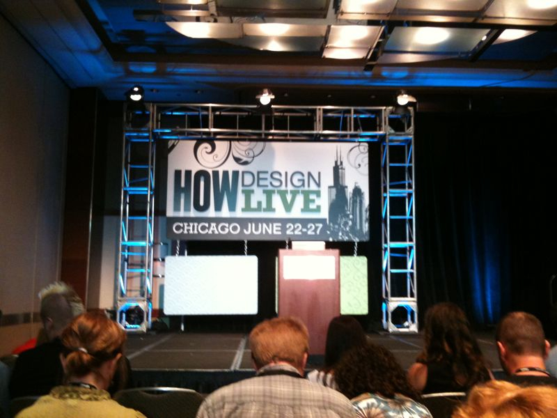 Up close for #HOWideas #HOWlive Free stock vector flourish for conference design?