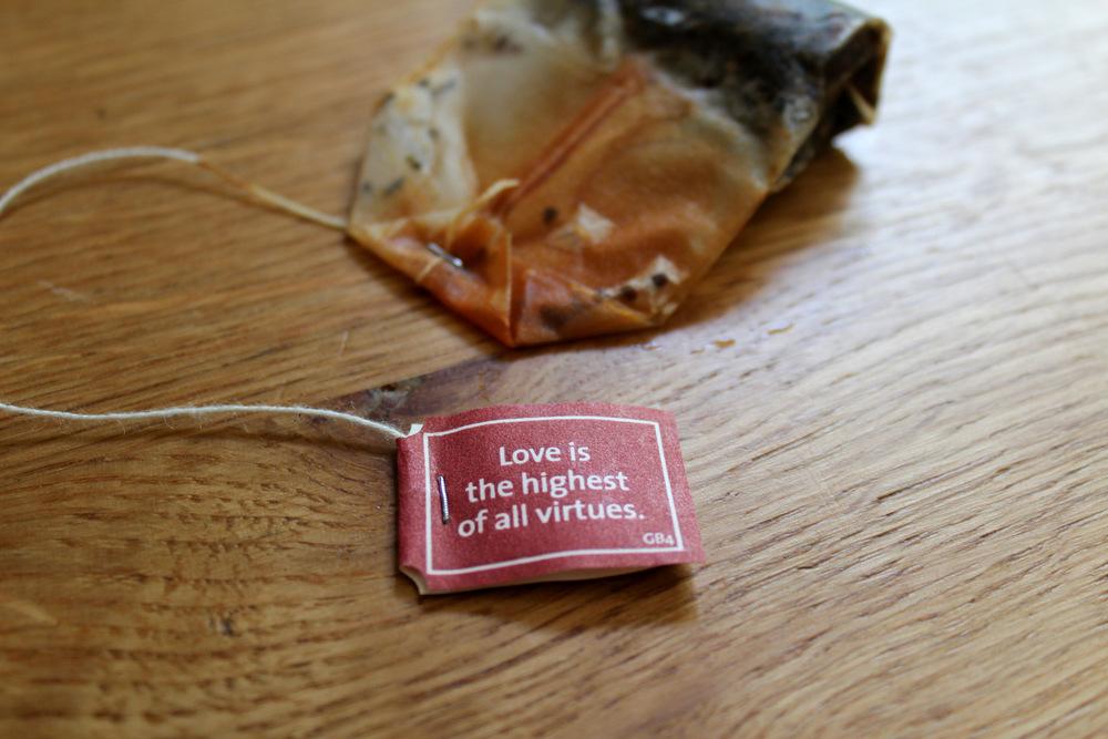 Yogi Tea | © Helen Pockett