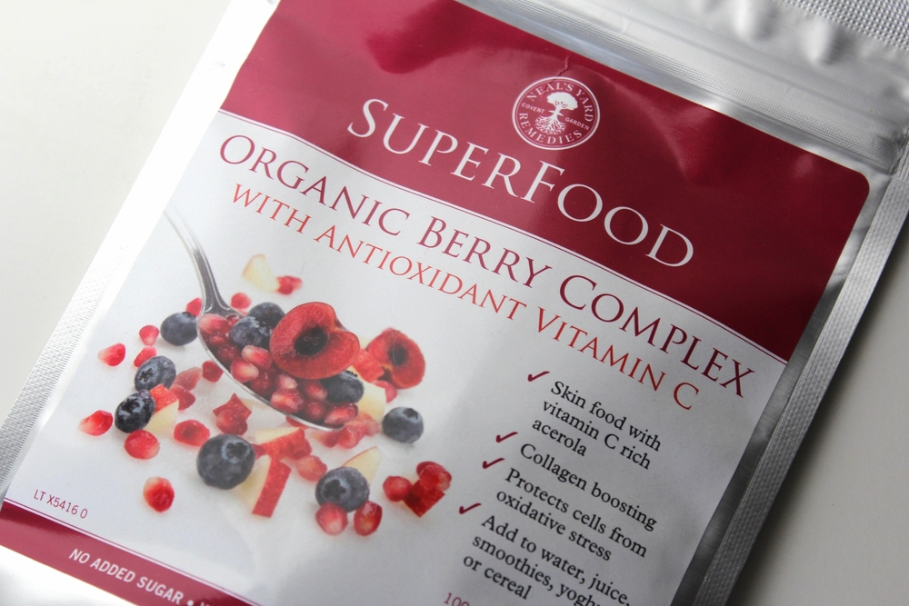 NYR Organic Berry Complex