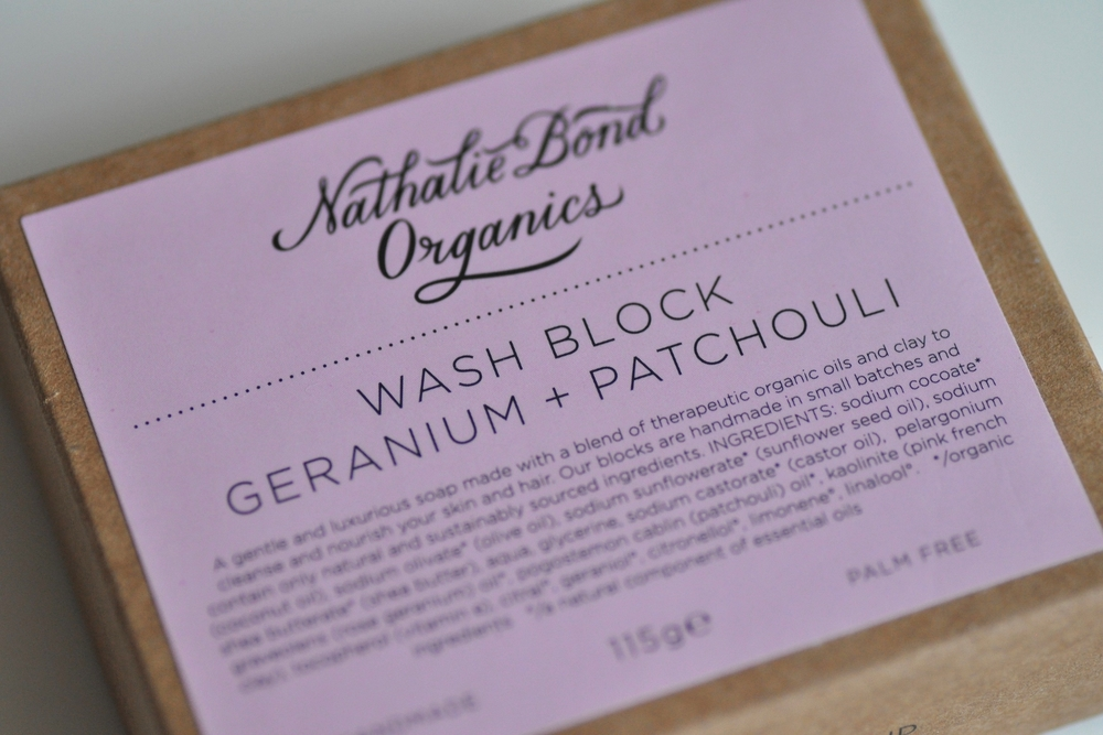 Nathalie Bond Soap