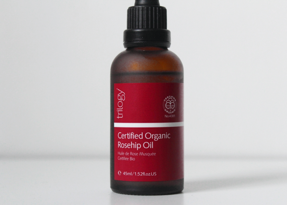 TRILOGY: ORGANIC ROSEHIP OIL