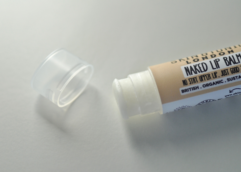 SKIN & TONIC: NAKED LIP BALM