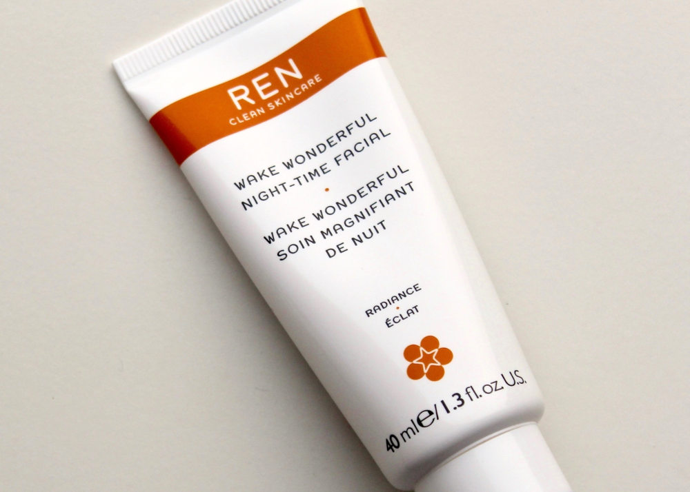 REN: WAKE WONDERFUL FACIAL