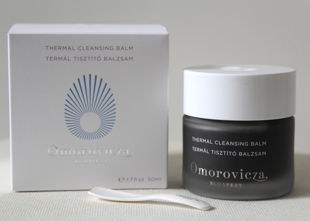 OMOROVICZA: THERMAL CLEANSING BALM