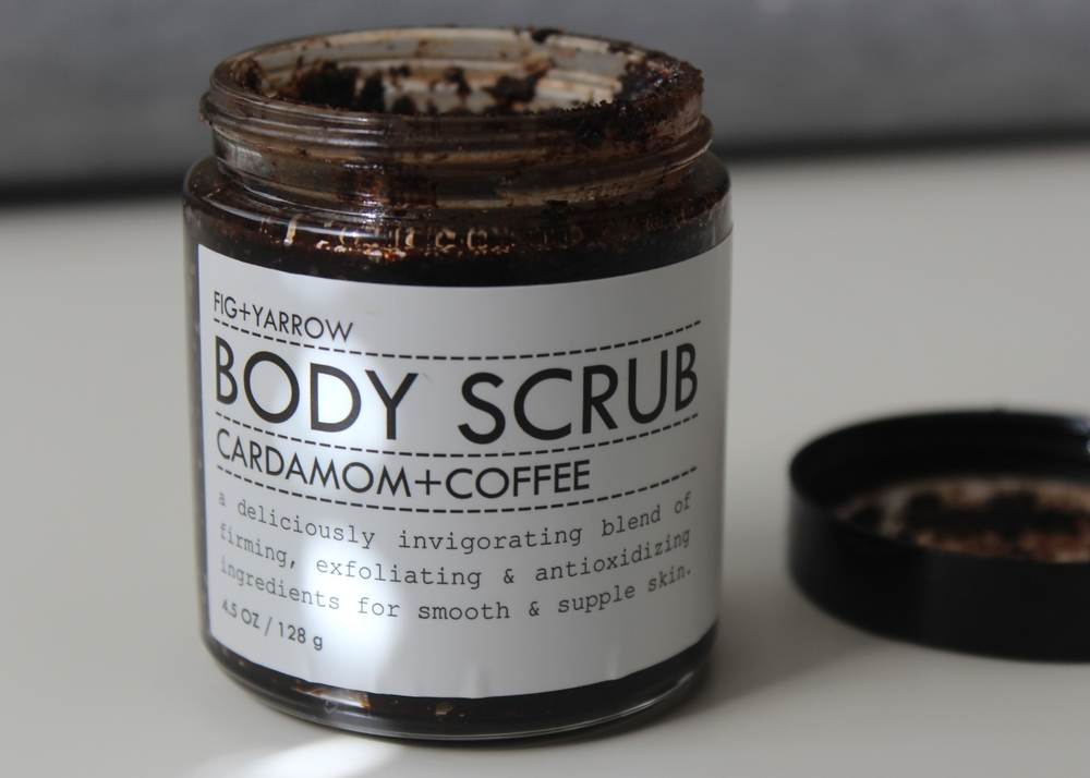 FIG + YARROW: BODY SCRUB