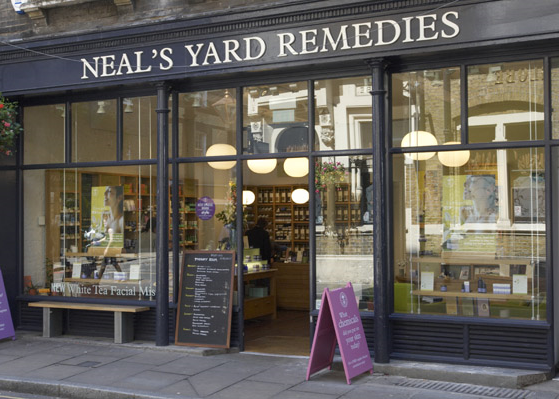 © Neal's Yard Remedies