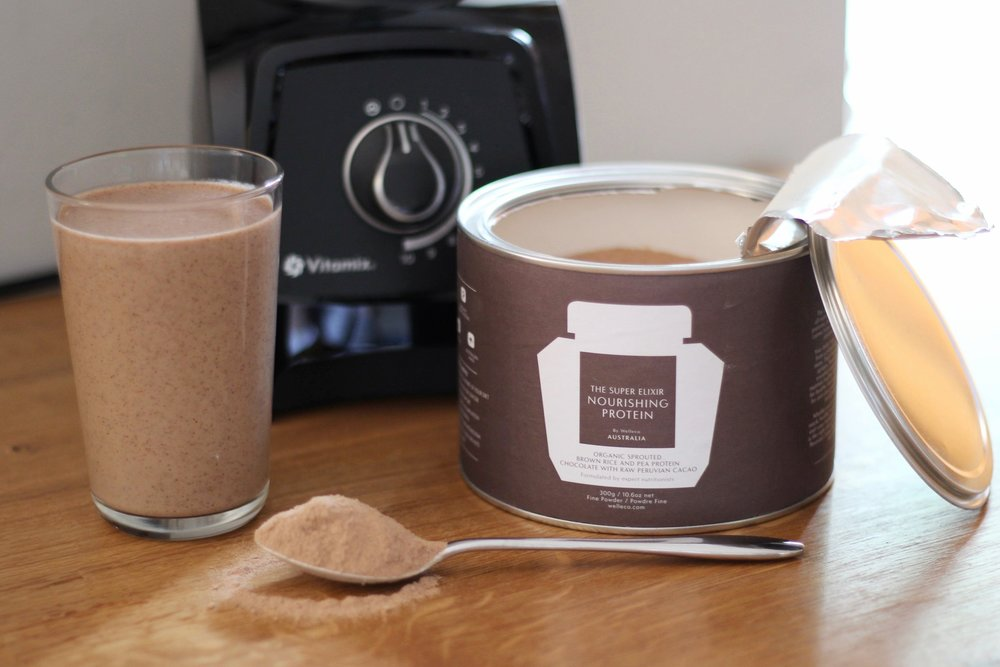 WelleCo Nourishing Protein Powder | © Helen Pockett