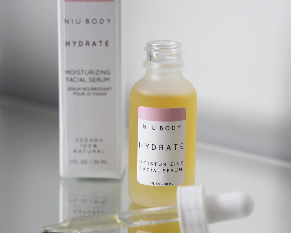 NIU BODY: HYDRATE SERUM