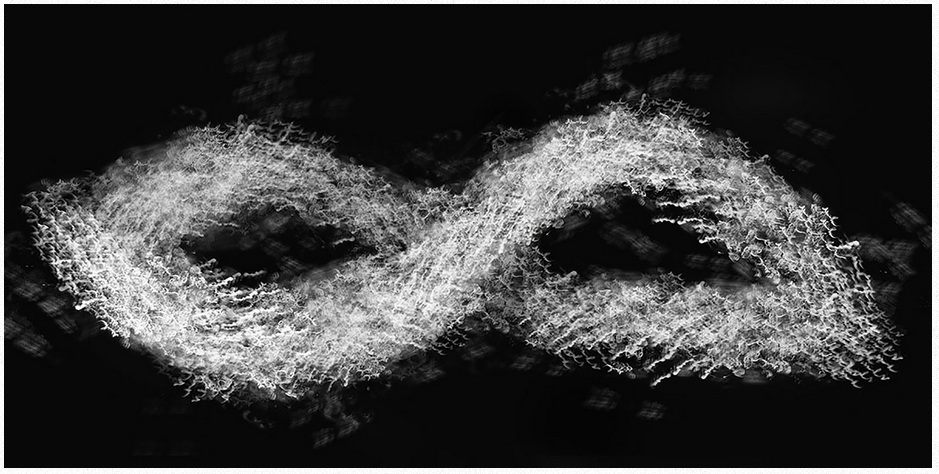 'Transcendental,' 2014 by Felix Quintana.