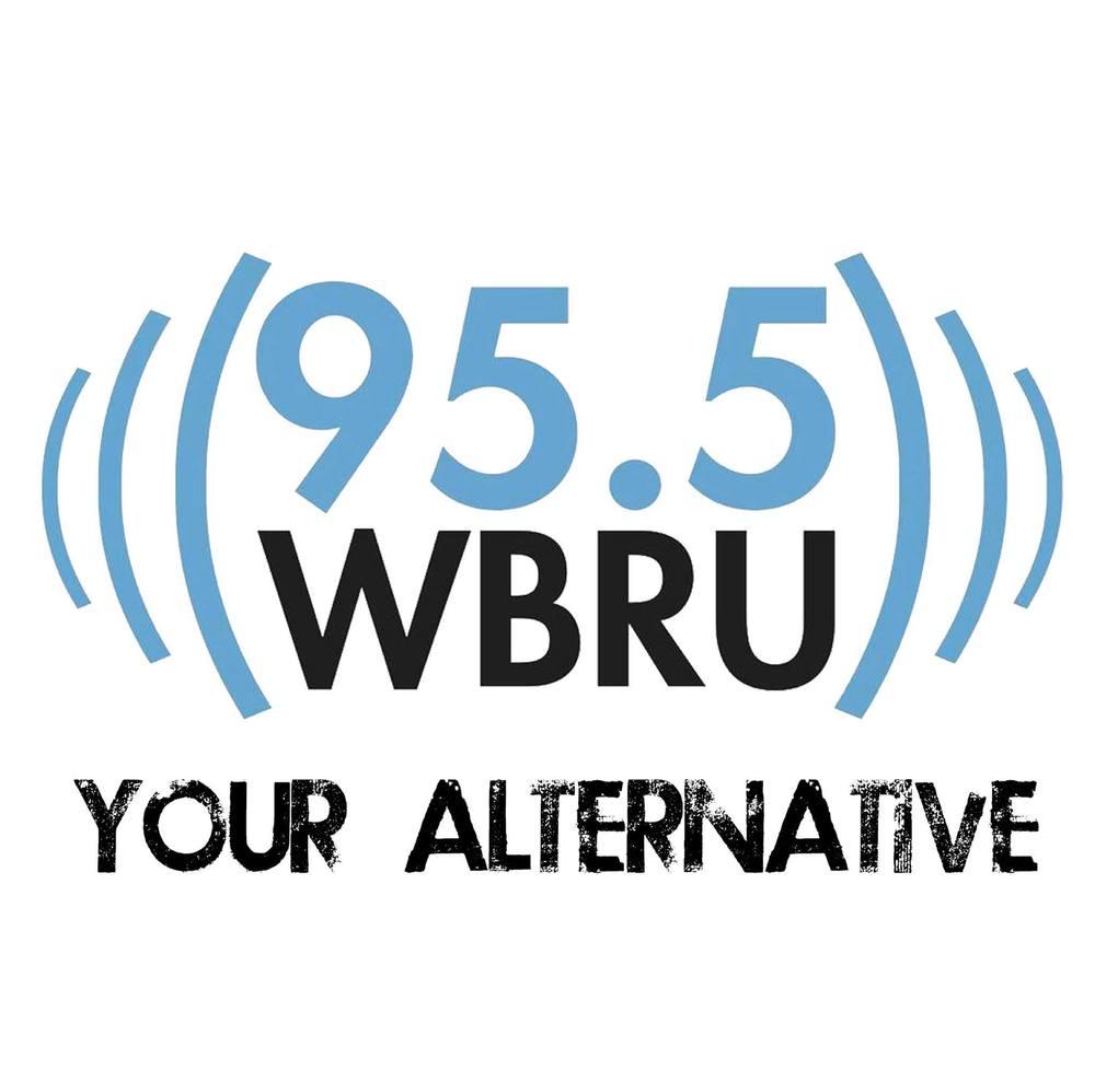 95.5 WBRU RADIO STATION