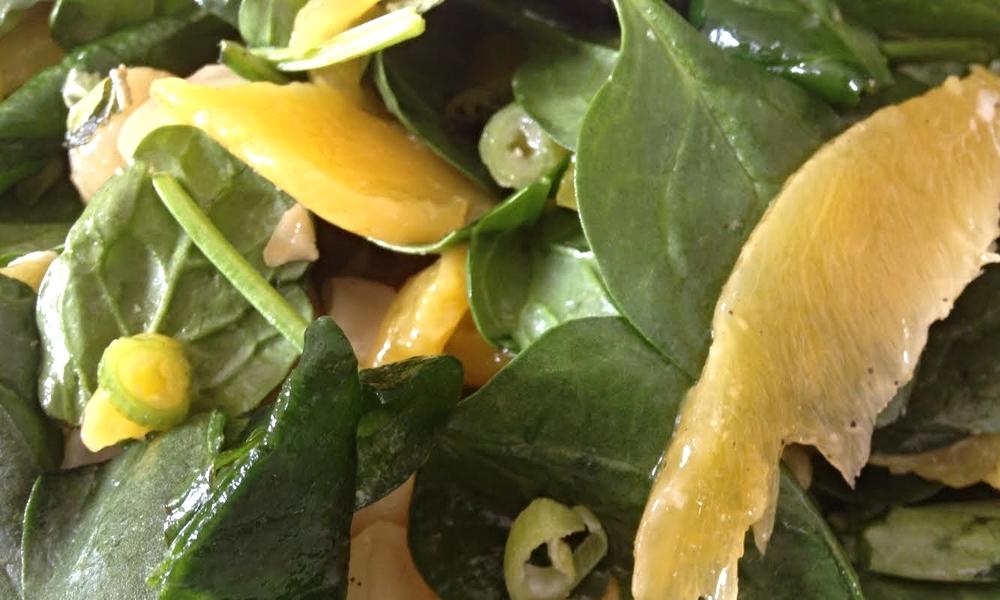 Salad Recipe Index