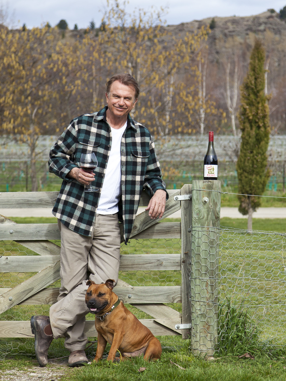 Sam Neill in Two paddocks