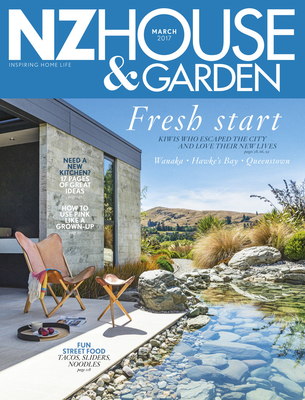 NZ House & Garden