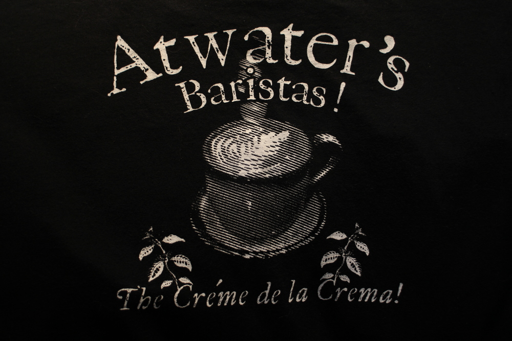 Atwater's . Baristas.
