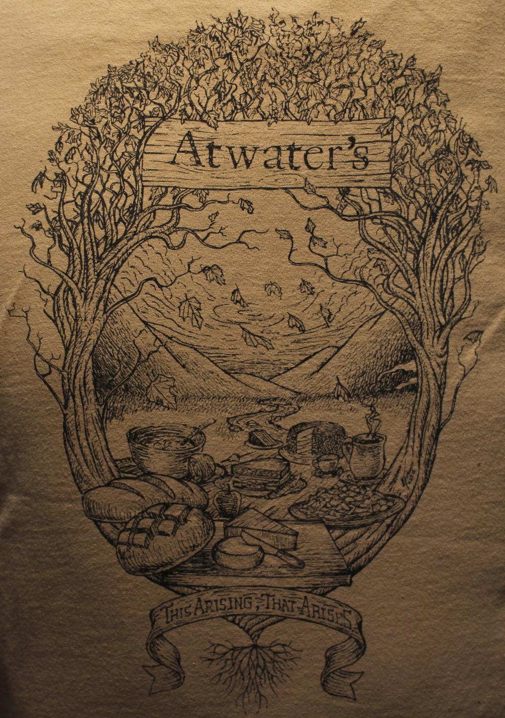 Atwater's . This Arising, That Arises.