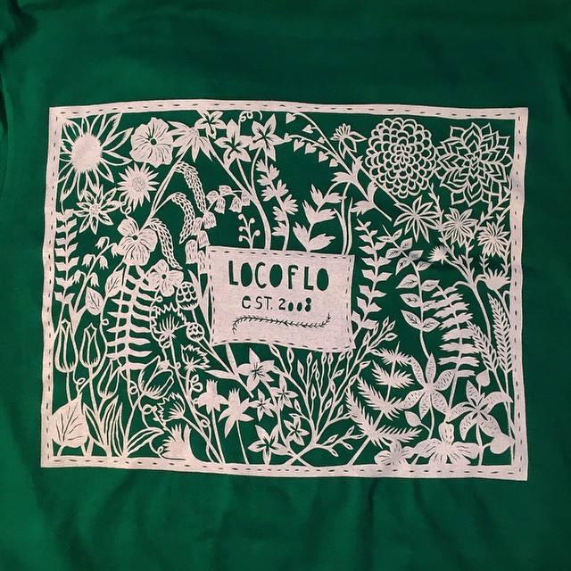 Locoflo. Art by Annie Howe