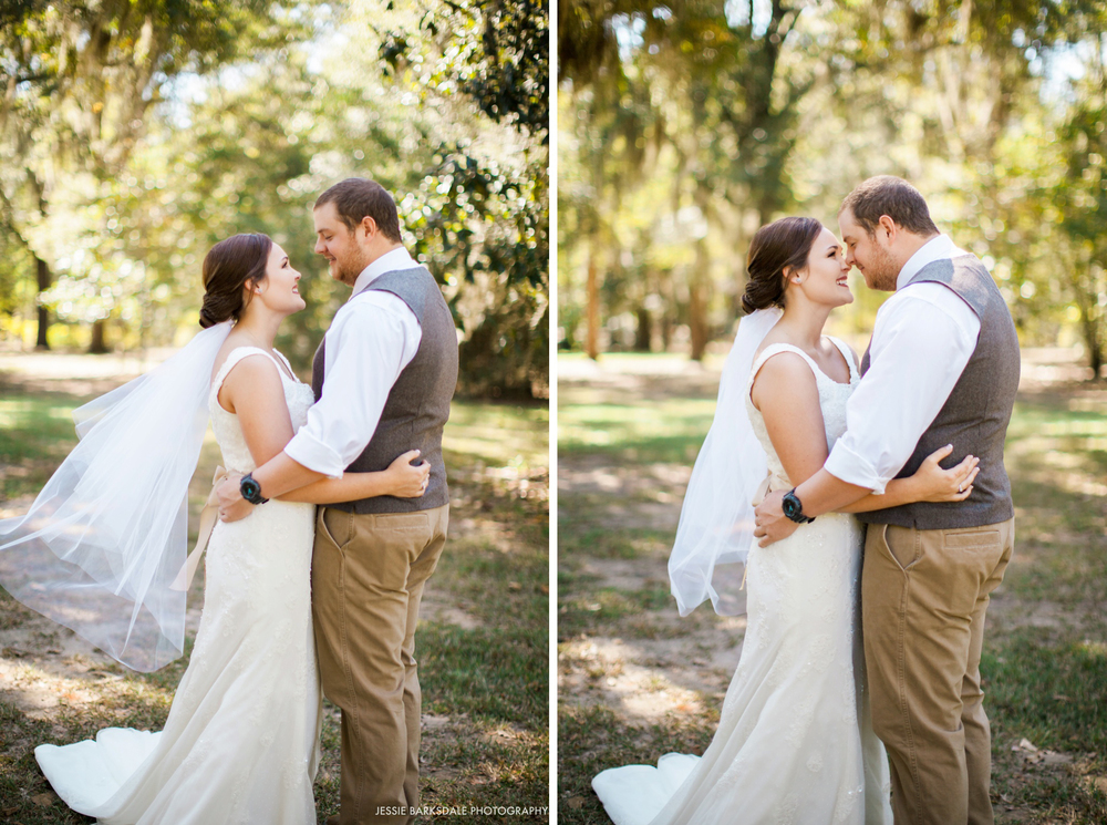 Jessie Barksdale_The Elms Coosada_Southern Plantation Home_Fall Wedding Inspiration_Sunflower_Bride and Groom_Birmingham Montgomery Alabama Fine Art Film Romantic Wedding Photographer