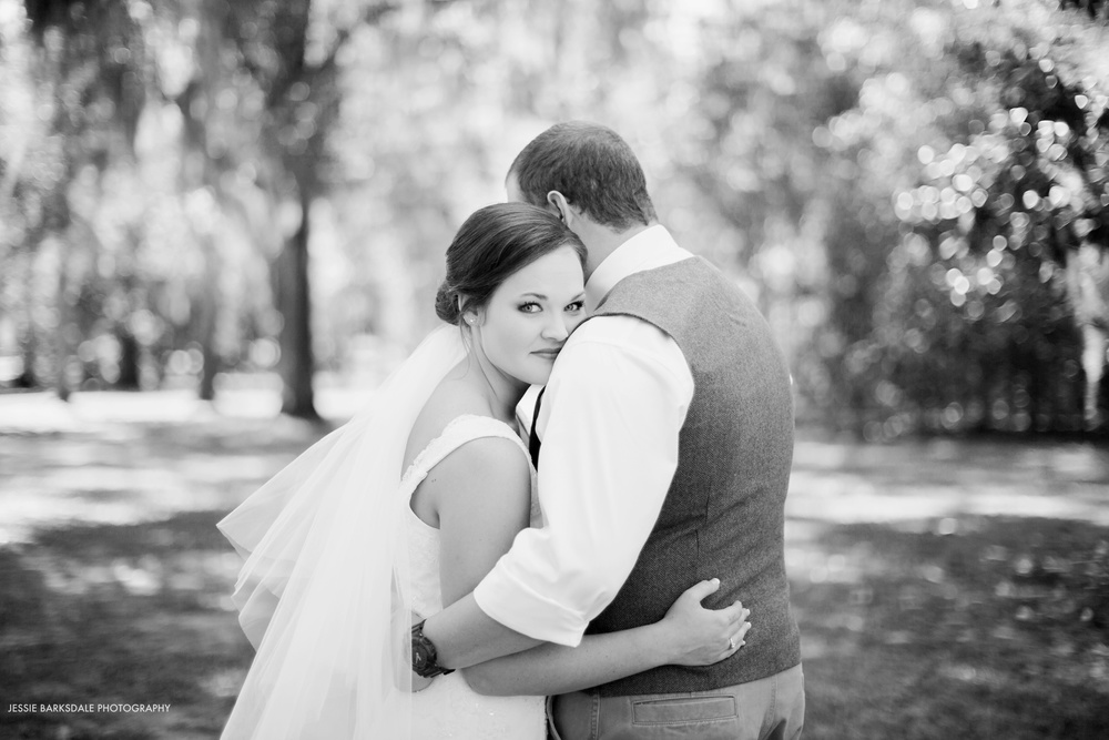 Jessie Barksdale_The Elms Coosada_Southern Plantation Home_Fall Wedding Inspiration_Sunflower Bouquet_Bride and Groom_Birmingham Montgomery Alabama Fine Art Film Romantic Wedding Photographer