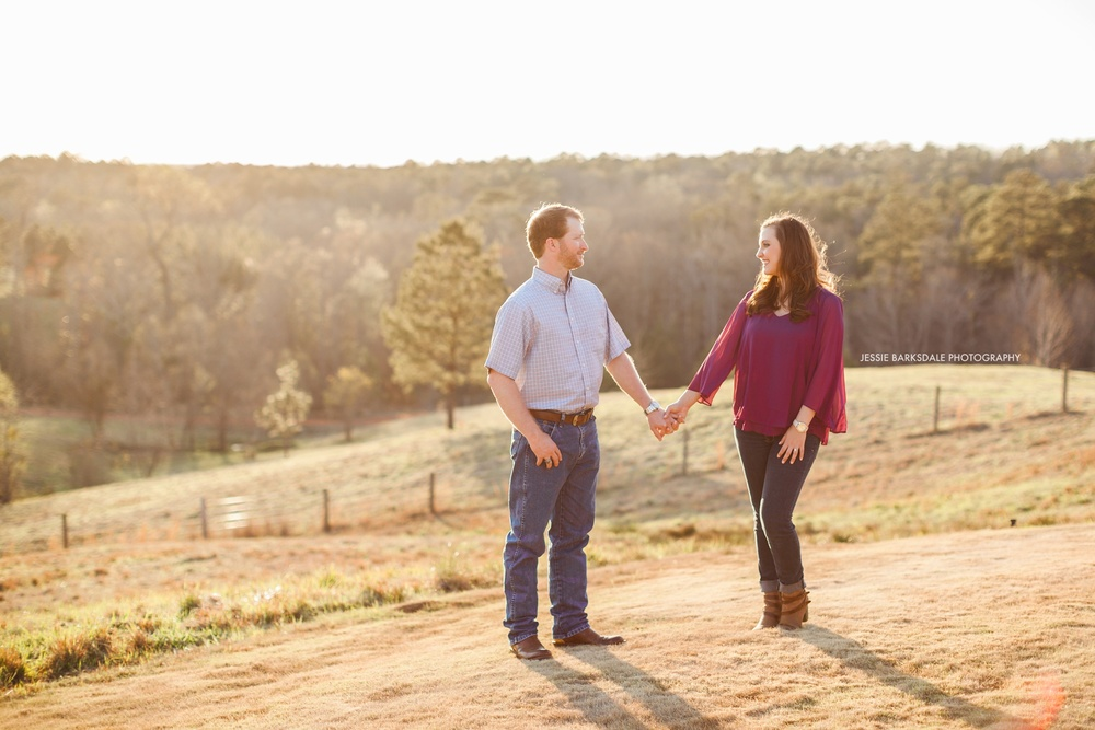 Jessie Barksdale Photography_Childrens Harbor Lake Martin_Russell Lands Stables Springhouse Catherines_Birmingham Montgomery Alabama Fine Art Film Romantic Engagement Love Field Wedding Photographer
