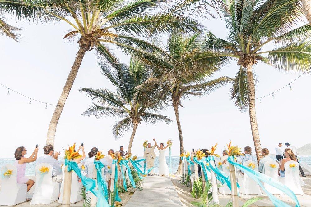 Saint Lucia Caribbean Destination Wedding