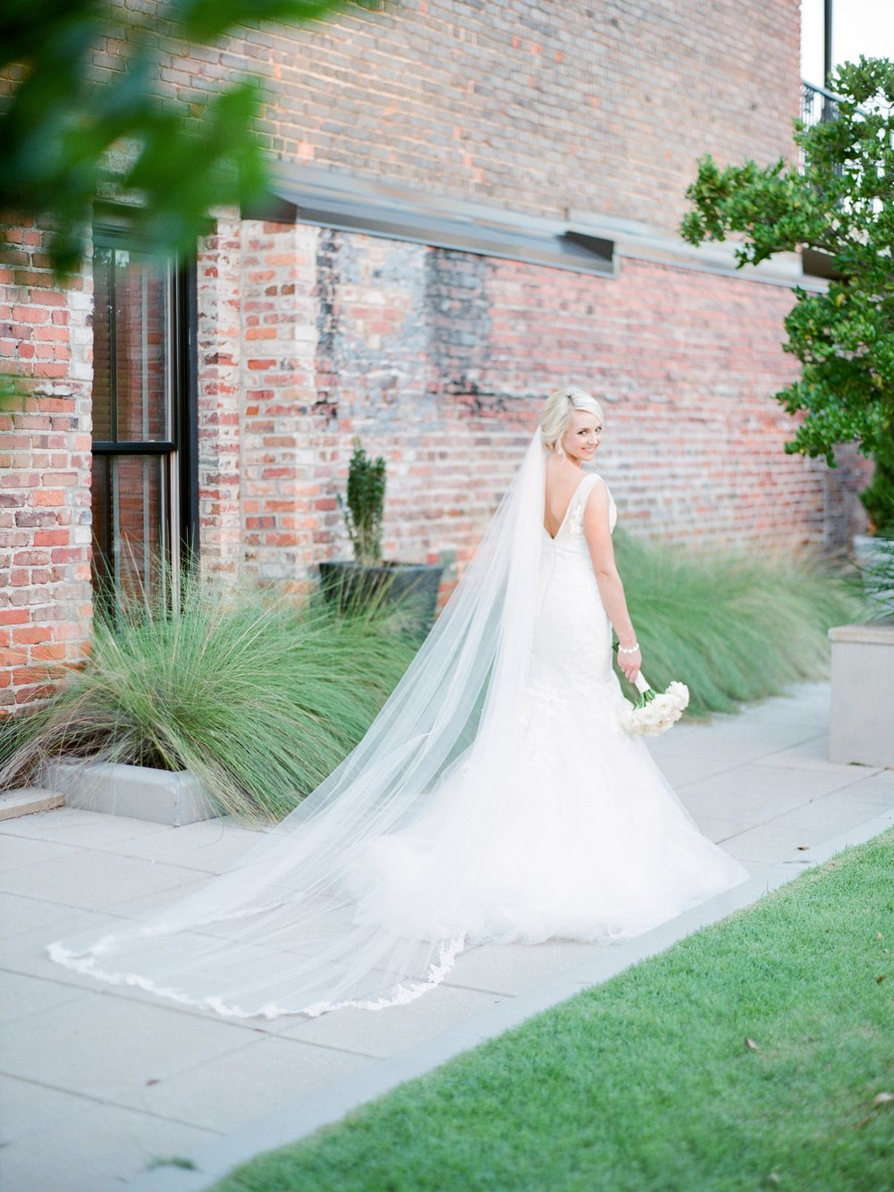 photography_editorial_martha stewart wedding-beautiful bride_cathedral veil_birmingham wedding photographer_alabama wedding photographer_destin rosemary alys beach 30A luxury wedding photographer