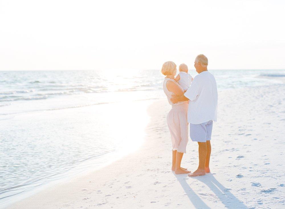 Best Rosemary Alys Beach Destin 30A Family Children Portraits Sunset