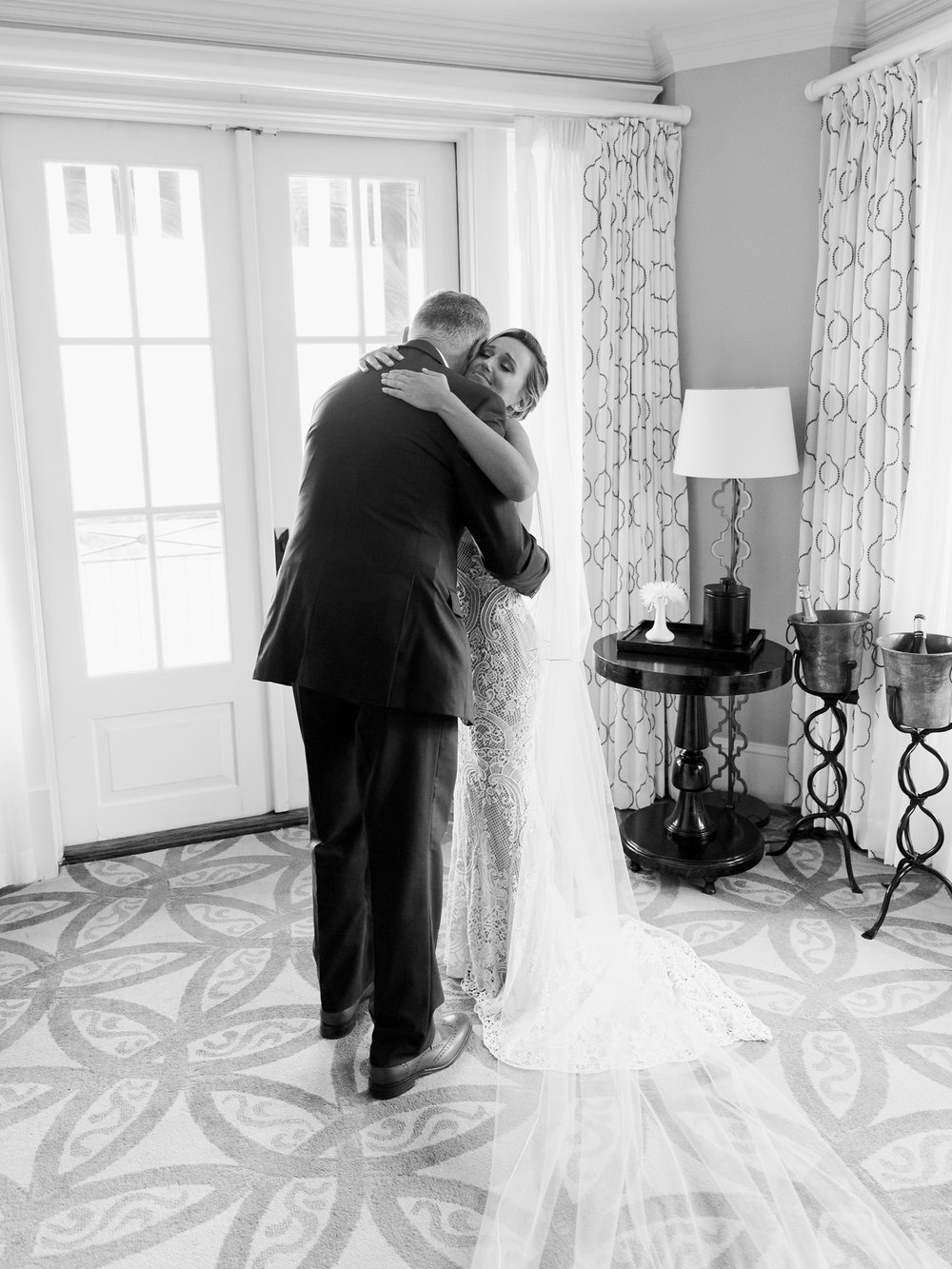 Jessie Barksdale Photography_father daughter wedding day