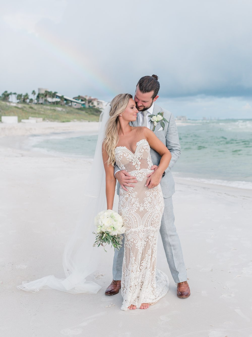 Jessie Barksdale Photography_luxury beach wedding photographer