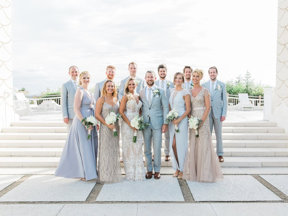 Jessie Barksdale Photography_beautiful wedding alys beach gulf green_berta gown