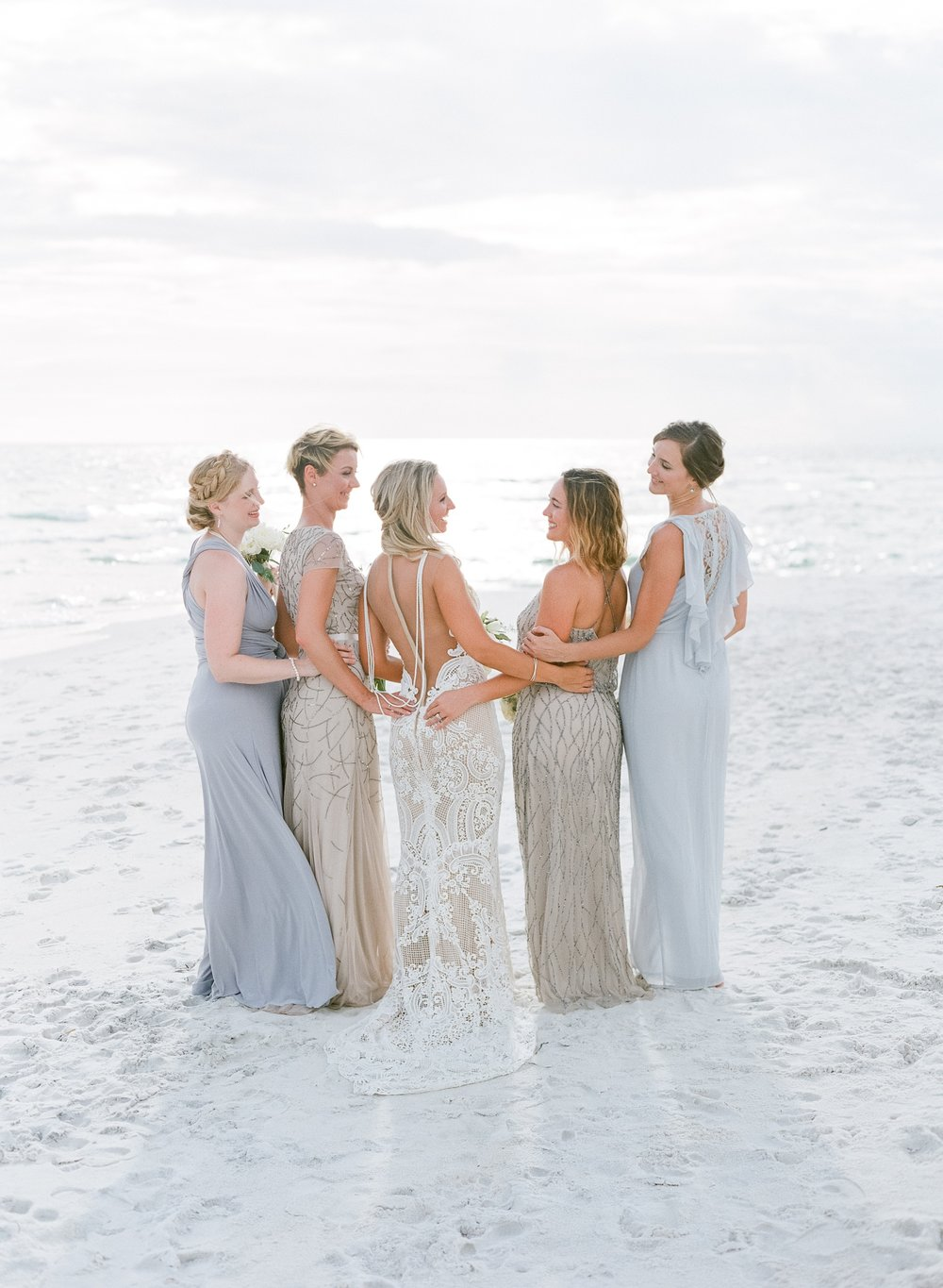 Jessie Barksdale Photography_italian polish destination beach wedding