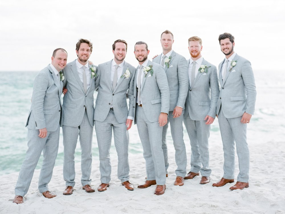 Jessie Barksdale Photography_bonobos groom and groomsmen_film wedding photographer florida
