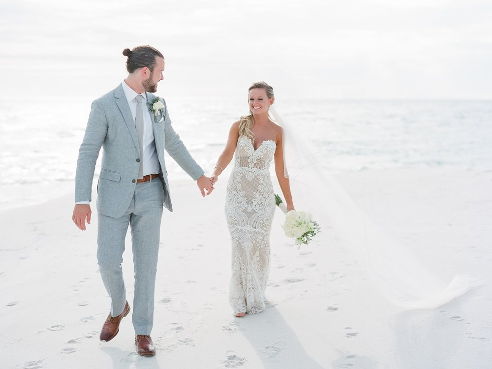Jessie Barksdale Photography_best beach wedding photographer alabama