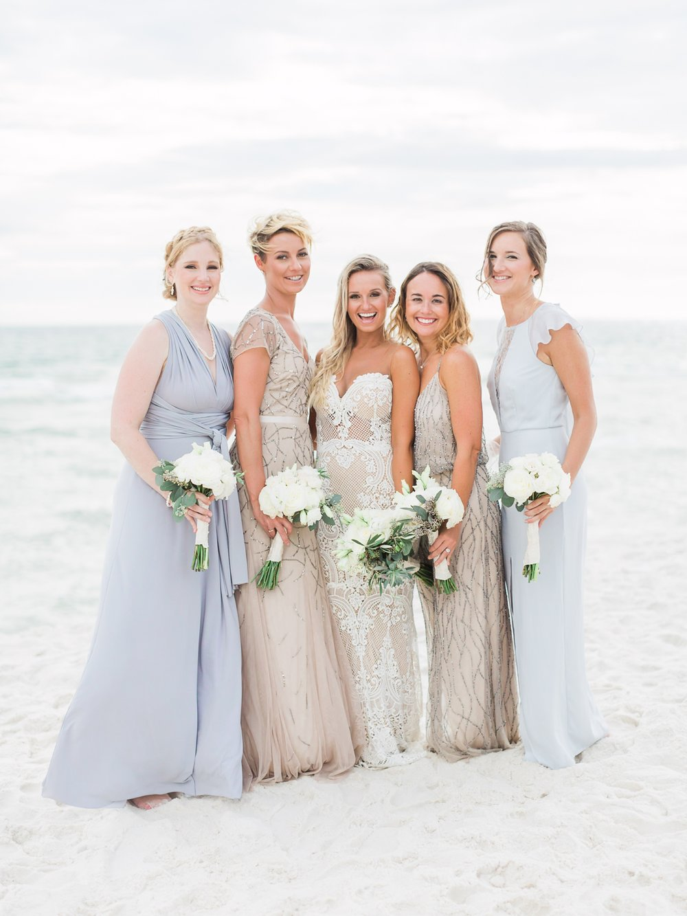Jessie Barksdale Photography_pastel wedding inspiration_mismatched bridesmaids