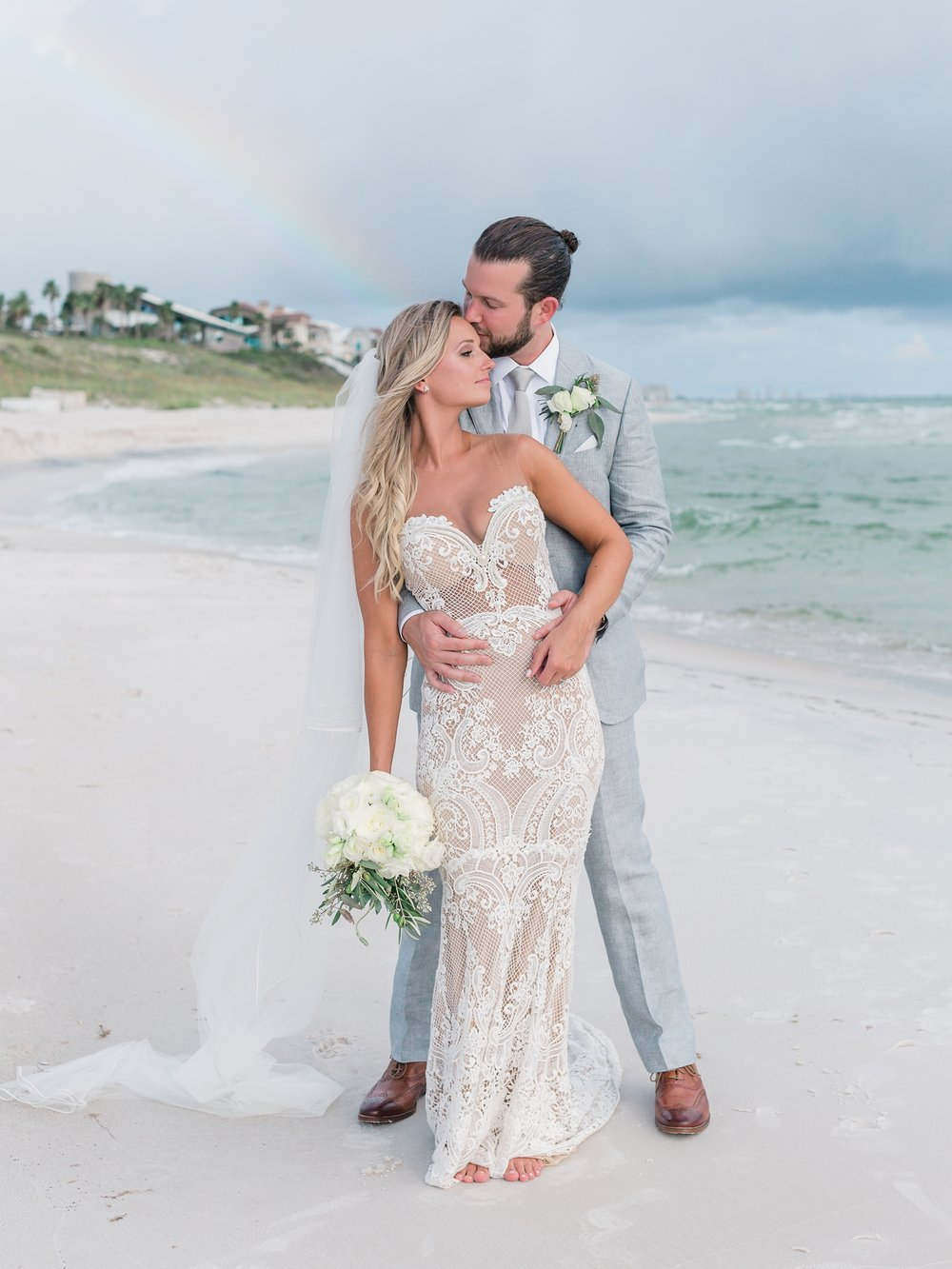 Jessie Barksdale Photography_sexy wedding kiss couple inspiration