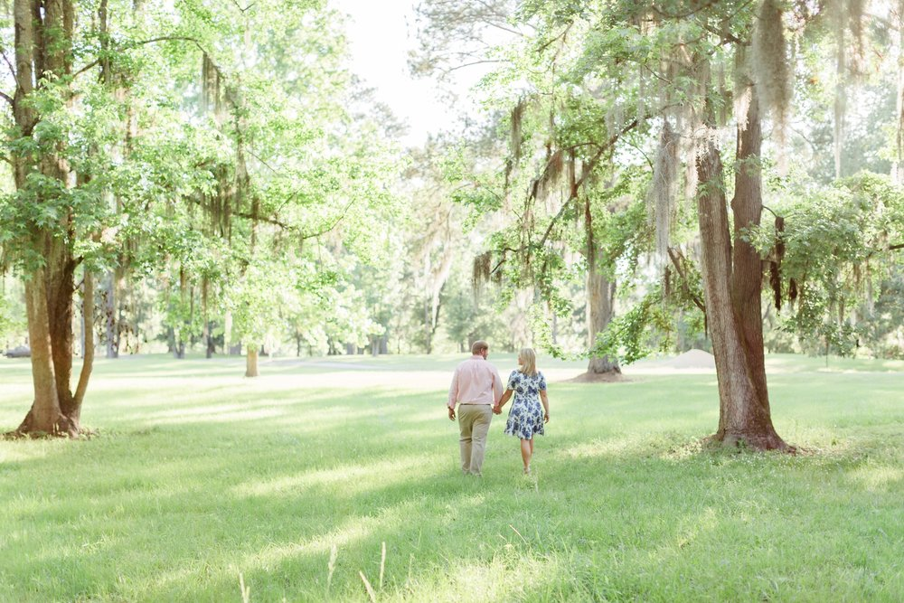 Gorgeous Summer Engagement Pictures Alabama