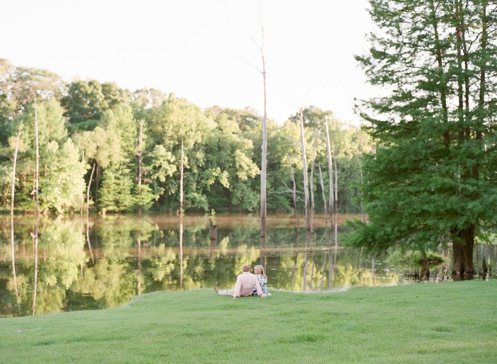 Beautiful Location for Engagement Pictures in Alabama