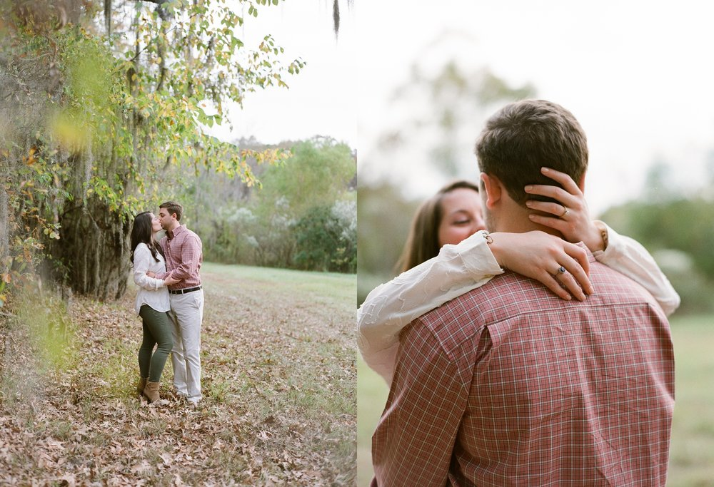 Birmingham Engagement Session Fall