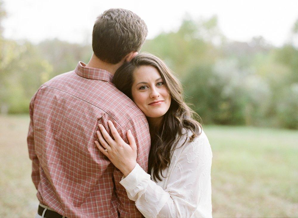 Beautiful Fall Engagement