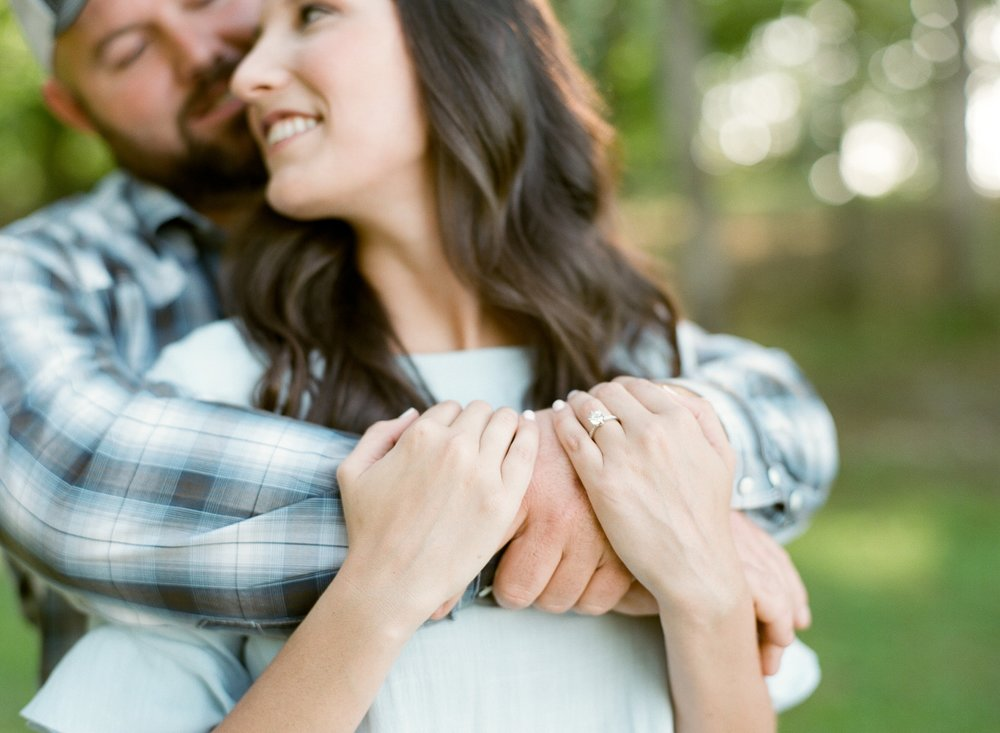 Alabama Engagement Session