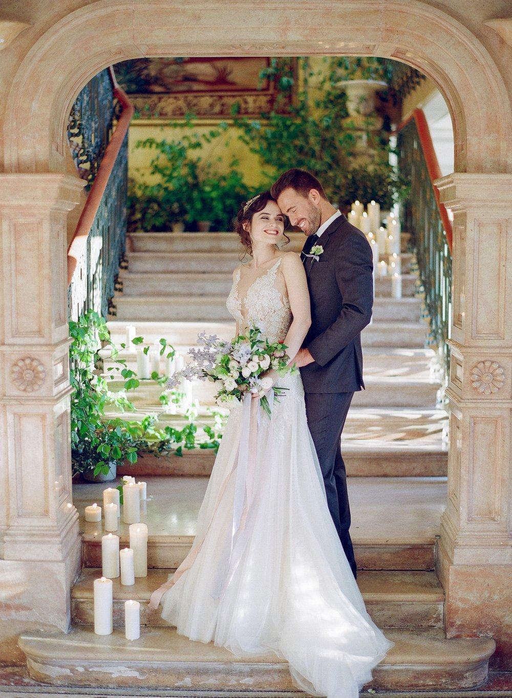 Romantic French Wedding